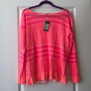 Lily Pulitzer NWT Camilla Striped Sweater